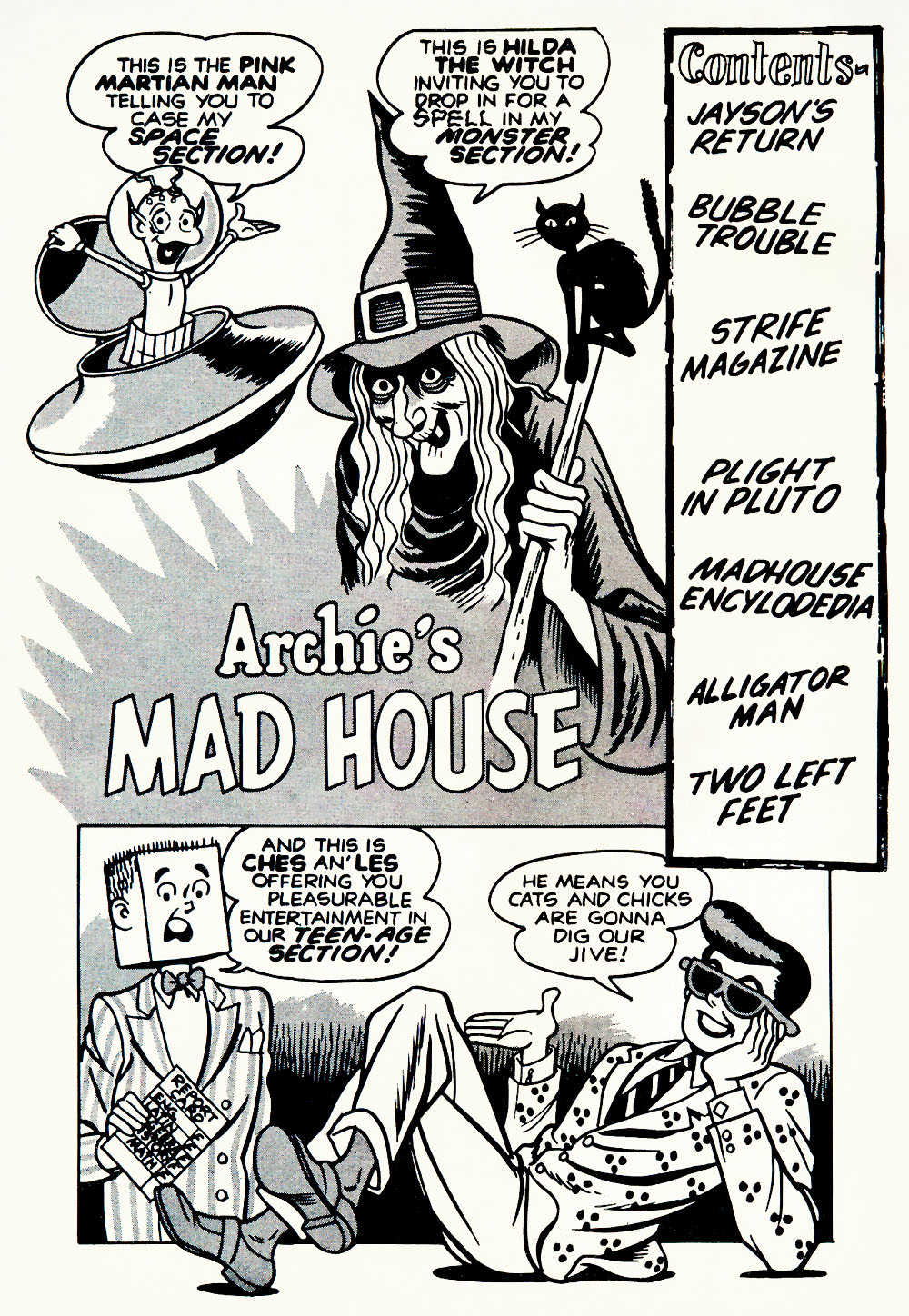 Archie's Madhouse issue 19 - Page 2