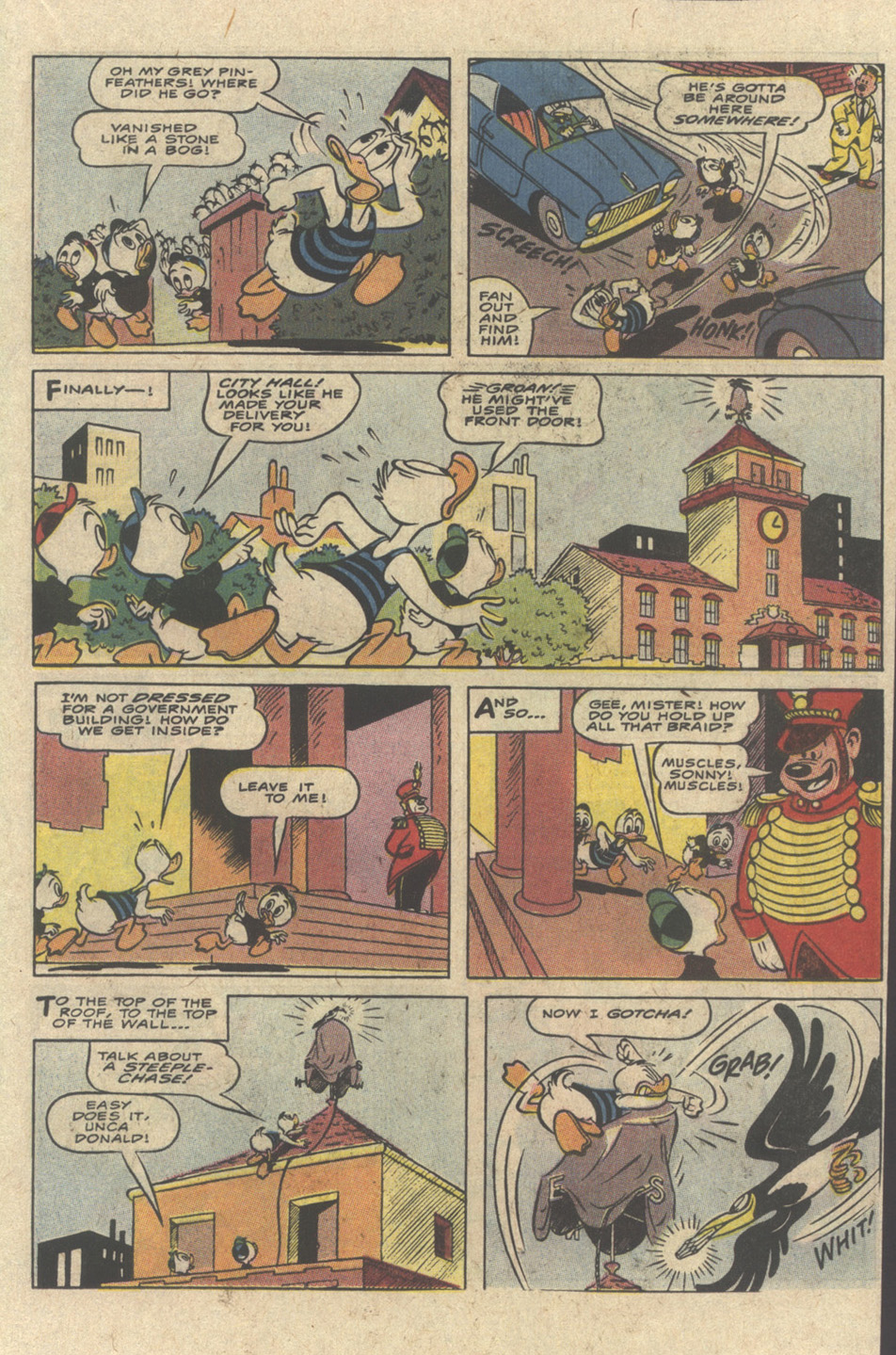 Read online Uncle Scrooge (1953) comic -  Issue #241 - 39