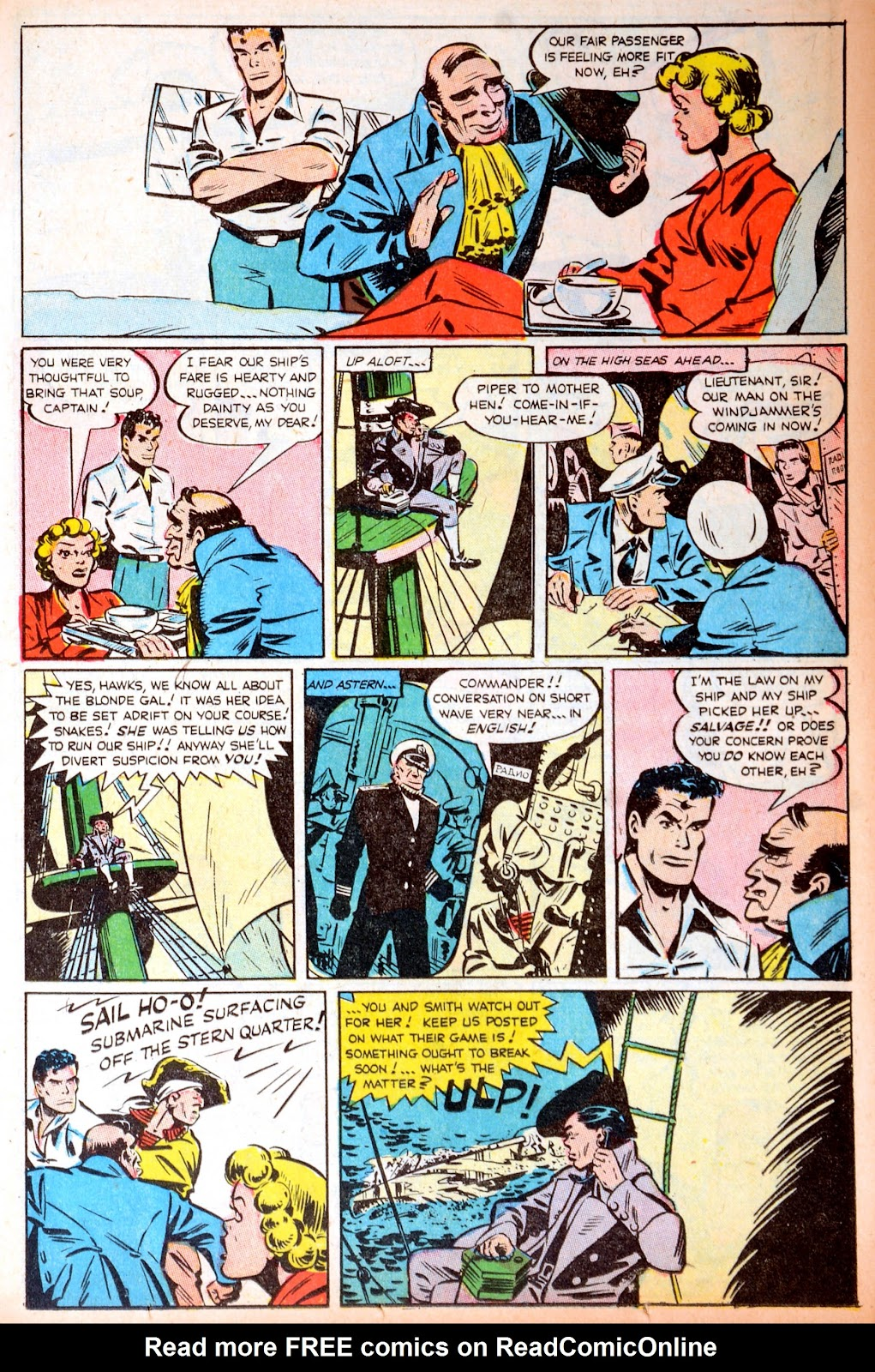 Read online Famous Funnies comic -  Issue #195 - 19