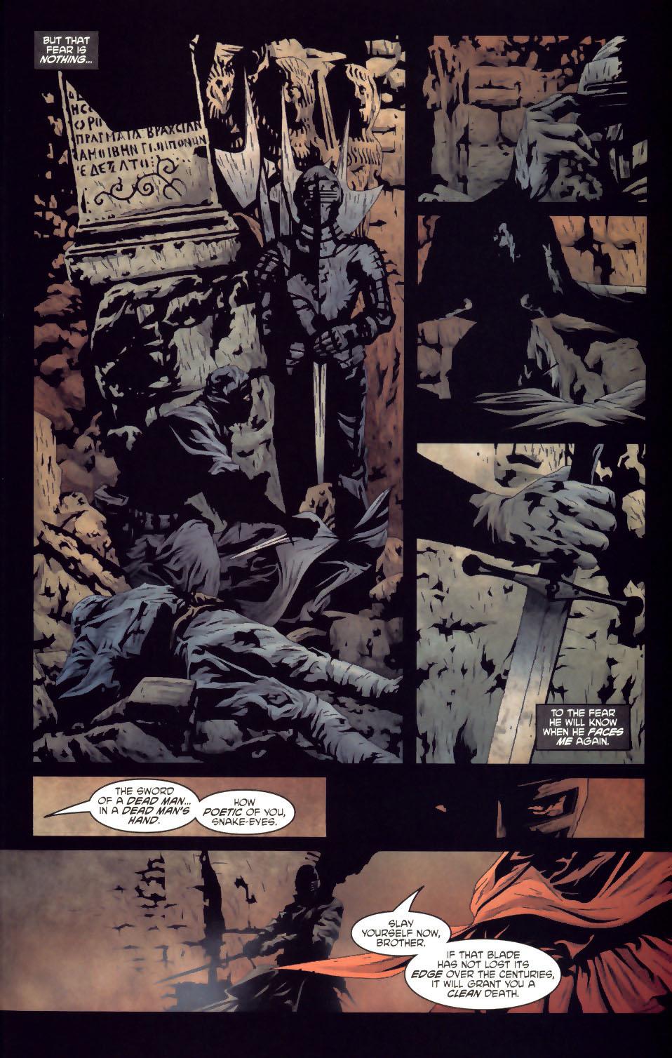 Read online Transformers/G.I. Joe comic -  Issue #2 - 21