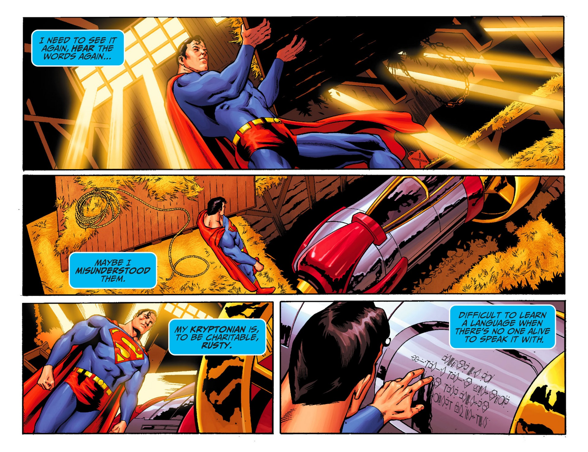 Read online Adventures of Superman [I] comic -  Issue #22 - 16