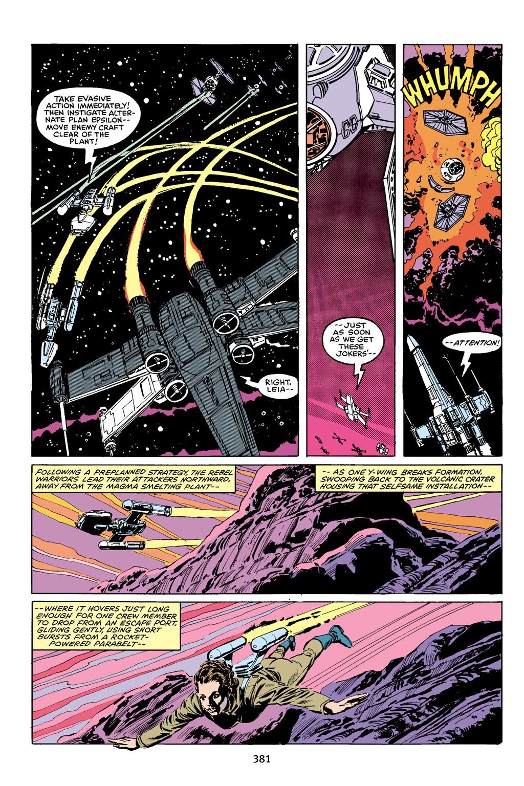Read online Star Wars Omnibus comic -  Issue # Vol. 16 - 374