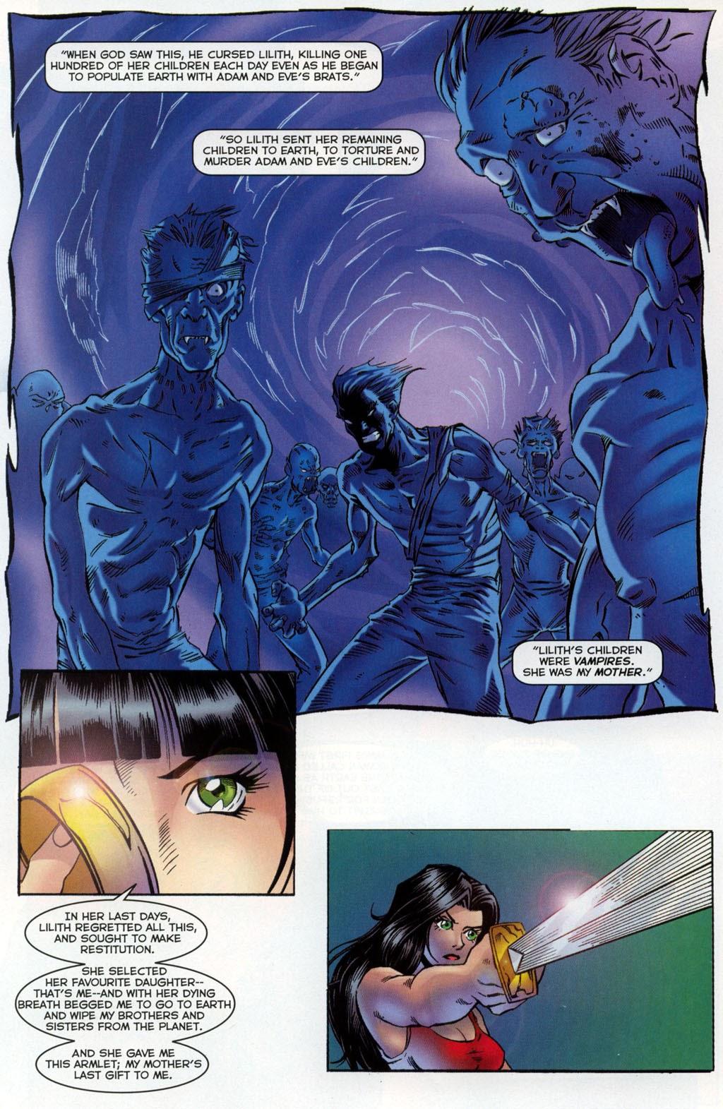 Shi/Vampirella issue Full - Page 24