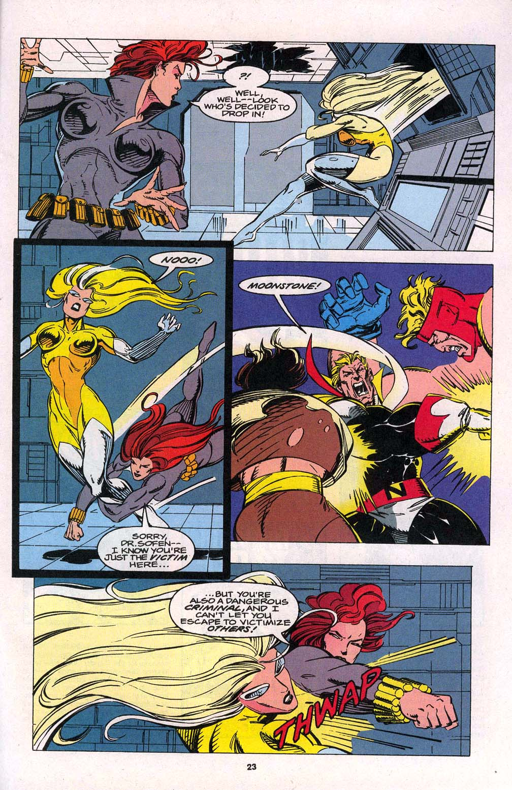 Avengers Unplugged issue 1 - Page 19