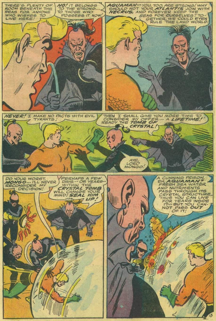 Read online Aquaman (1962) comic -  Issue #30 - 18