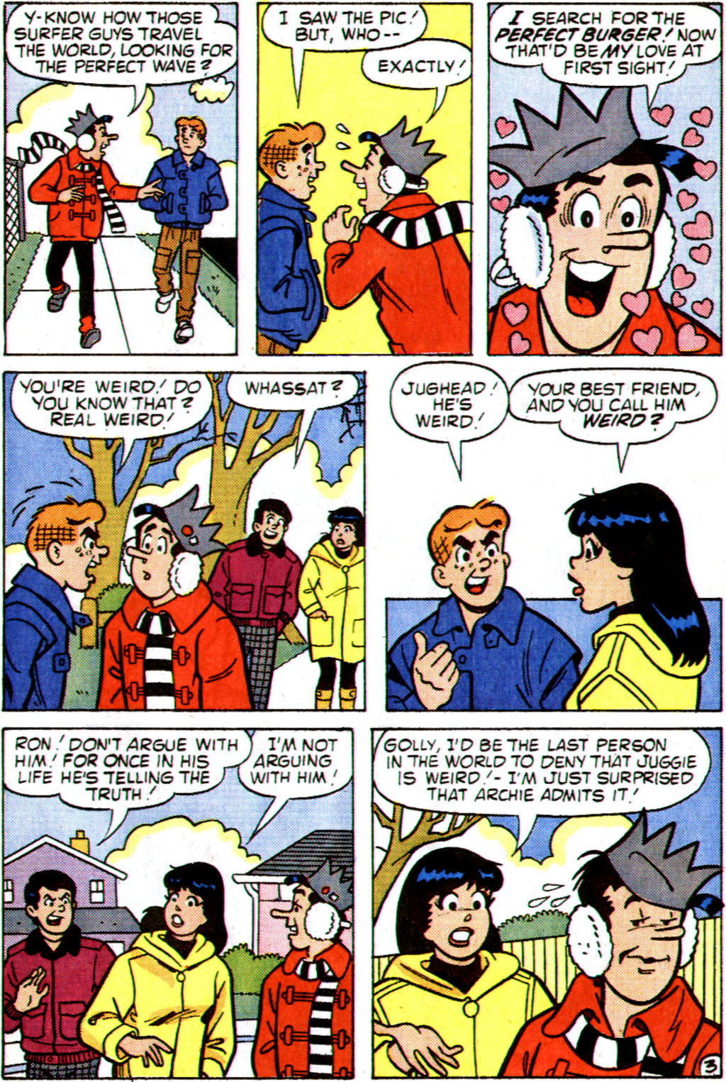 Read online Archie (1960) comic -  Issue #355 - 15