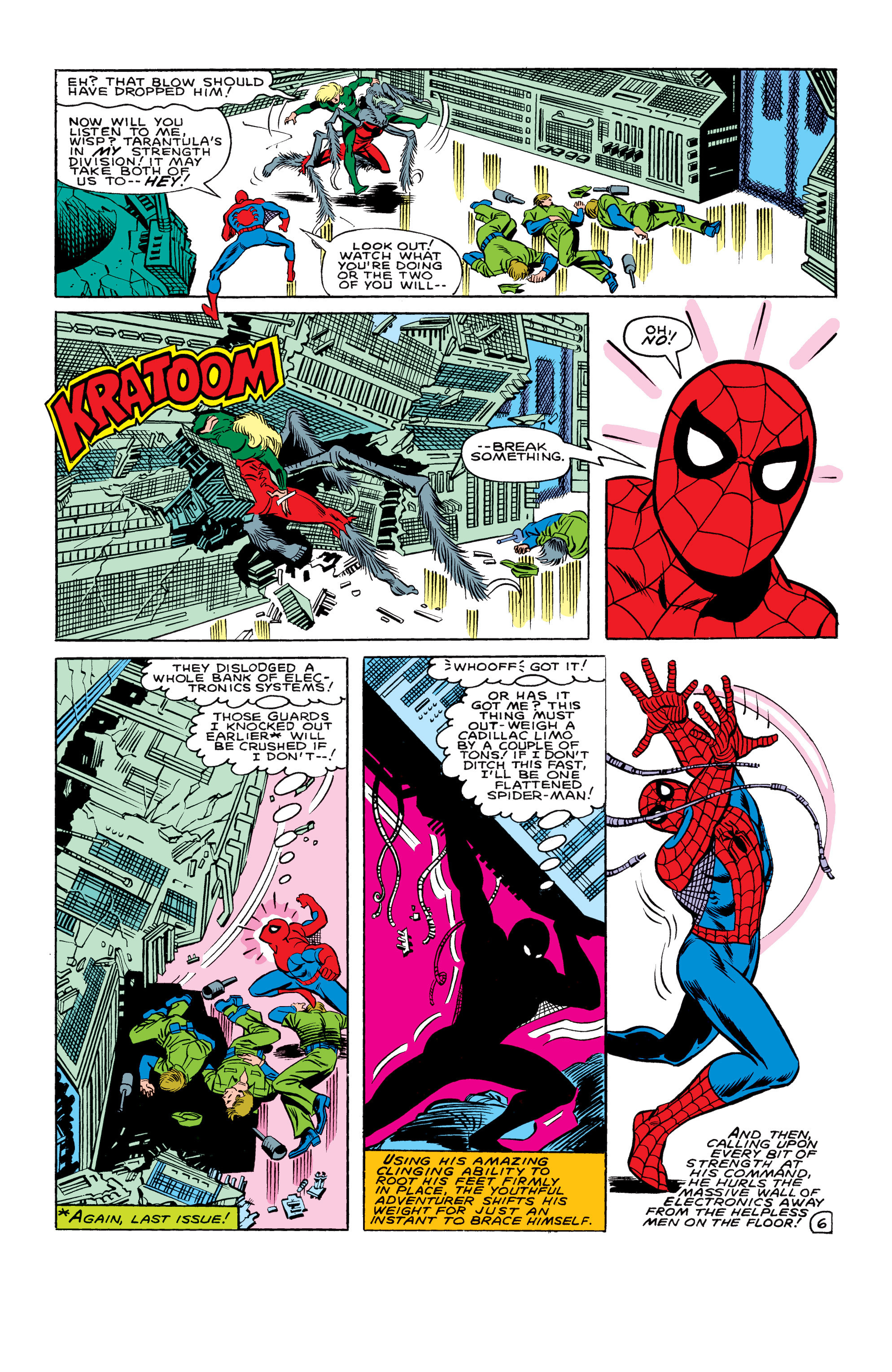 The Amazing Spider-Man (1963) 235 Page 6