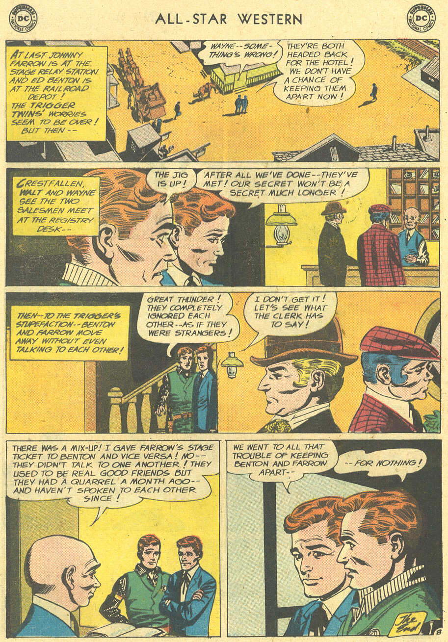 All-Star Western (1951) issue 113 - Page 32