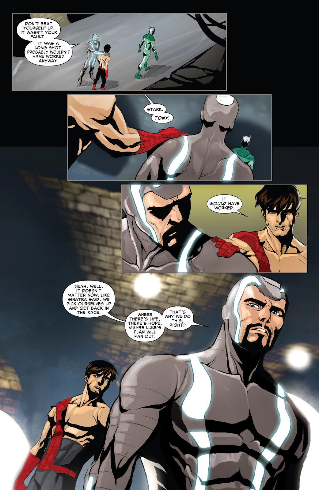 Read online Age of Ultron Companion comic -  Issue # TPB (Part 1) - 90