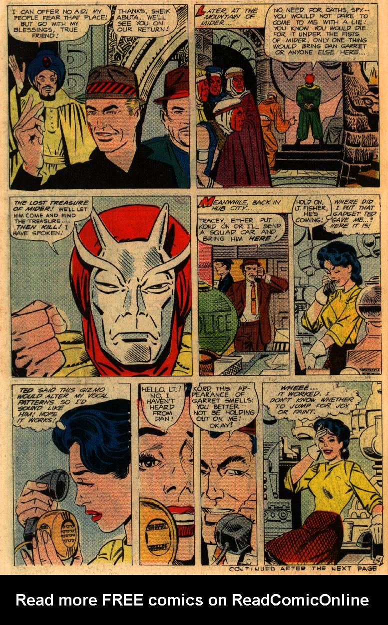 Blue Beetle (1967) issue 4 - Page 6