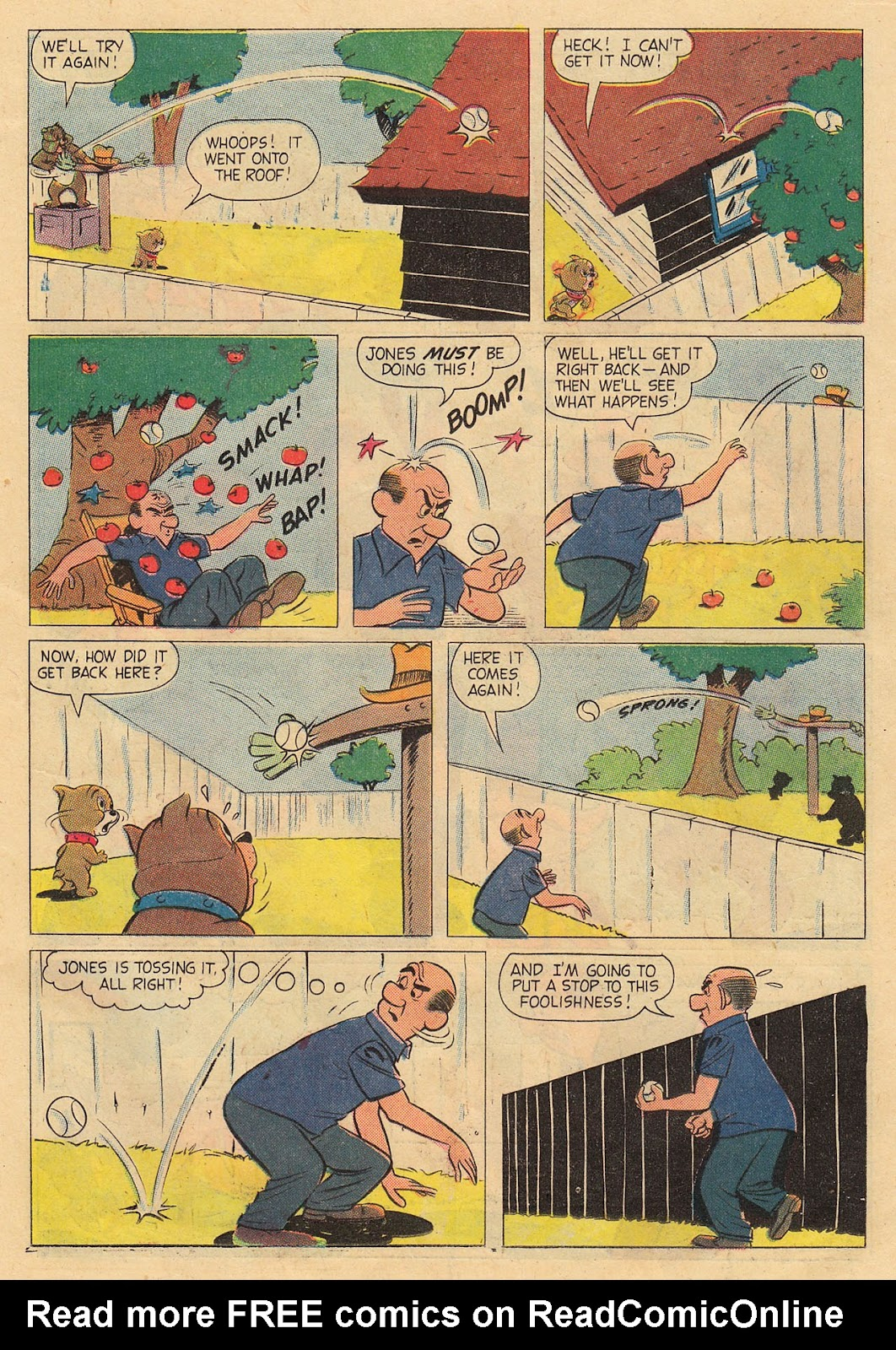 Tom & Jerry Comics issue 160 - Page 15