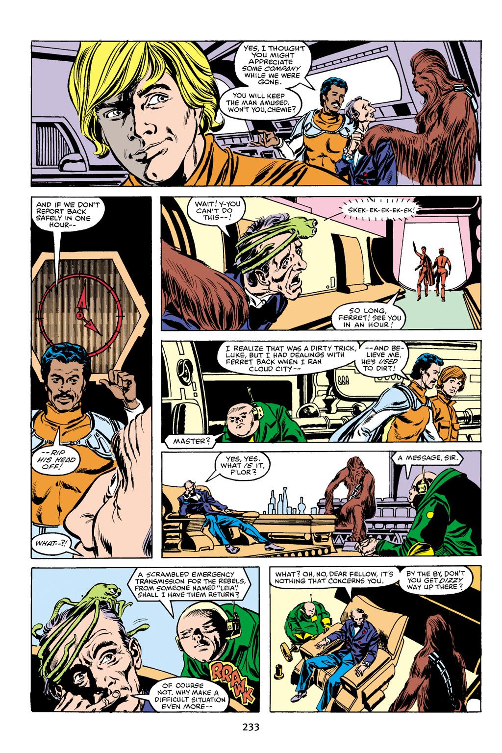Read online Star Wars Omnibus comic -  Issue # Vol. 16 - 230
