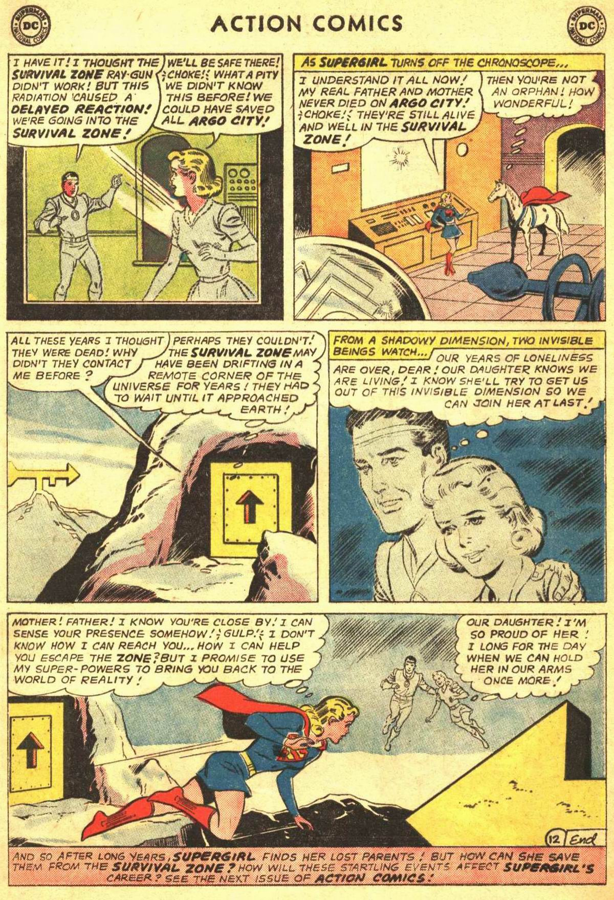 Read online Action Comics (1938) comic -  Issue #309 - 32