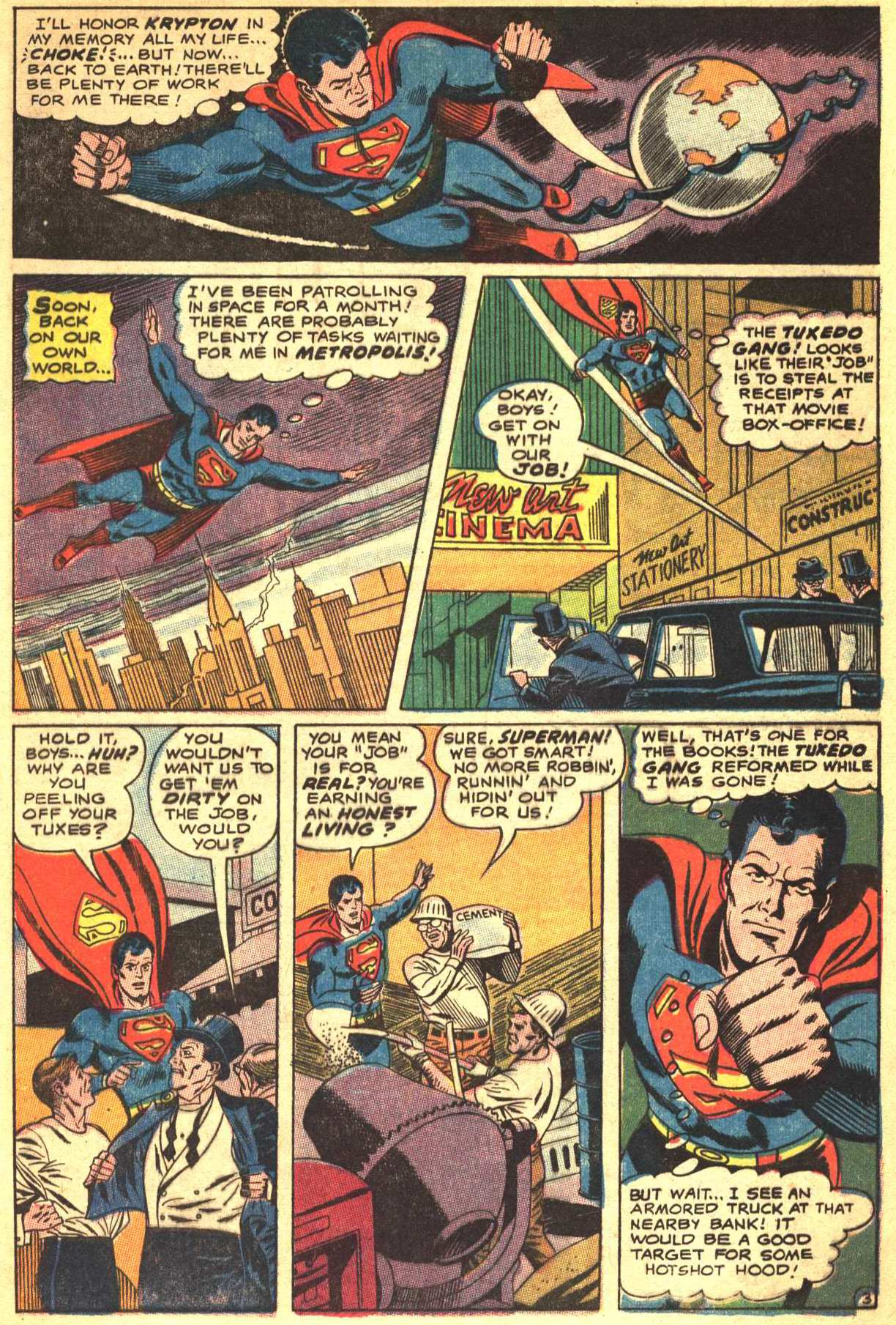 Read online Action Comics (1938) comic -  Issue #368 - 4