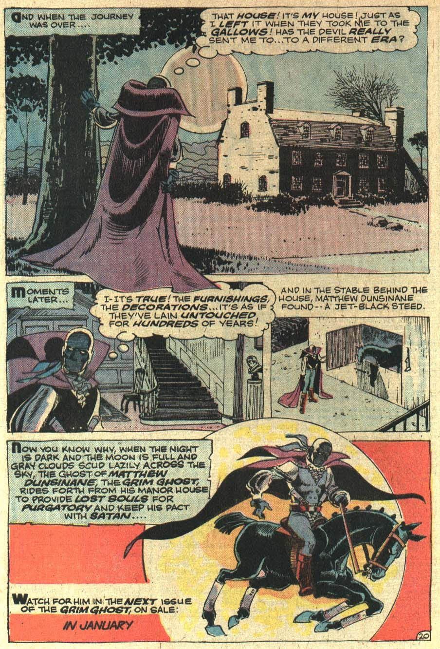 The Grim Ghost (1975) issue 1 - Page 22