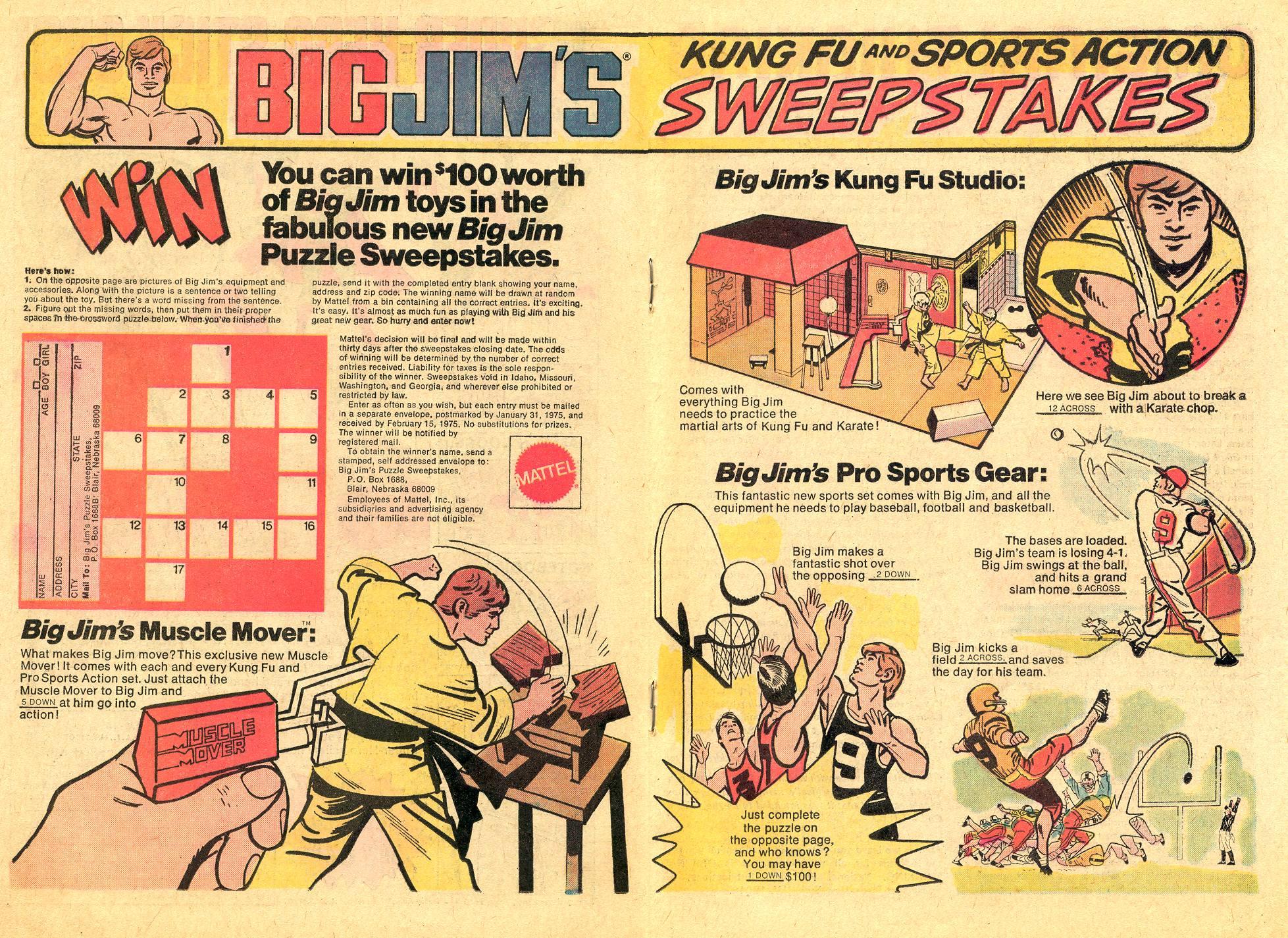 Read online Secret Origins (1973) comic -  Issue #7 - 18