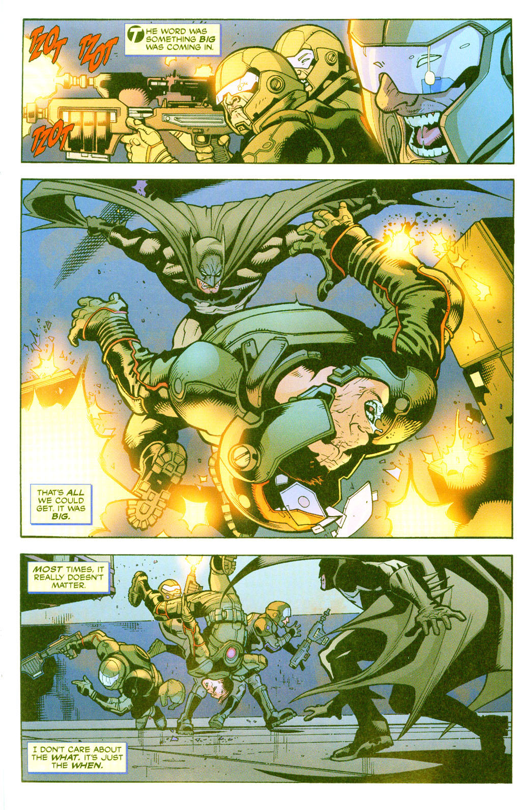Batman: Under The Hood issue 2 - Page 12