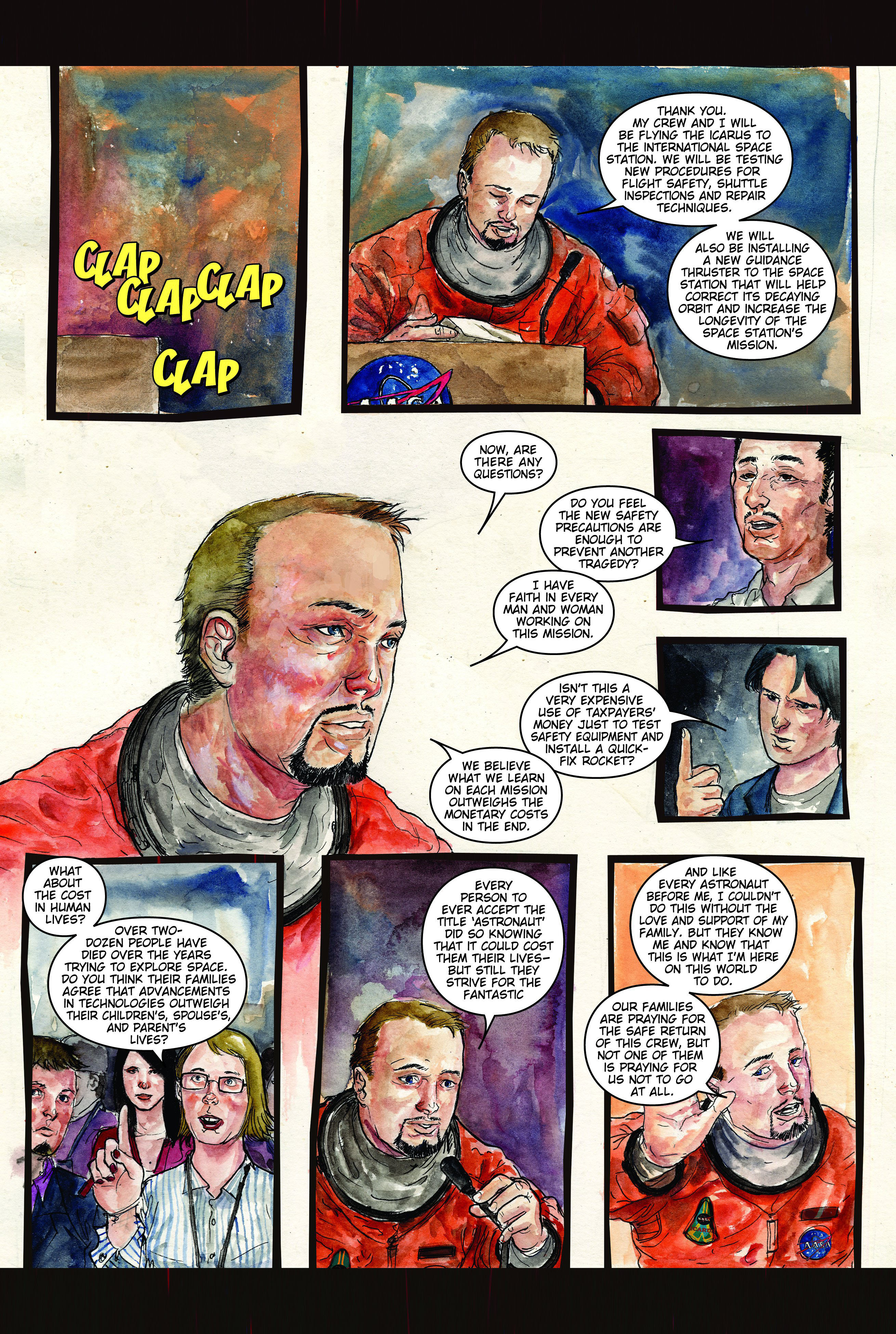 30 Days of Night: Dead Space 1 Page 4