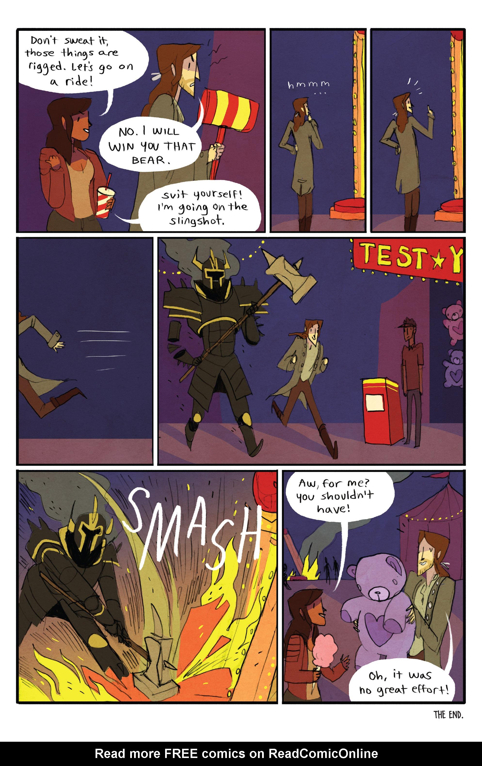 Read online Sleepy Hollow (2014) comic -  Issue #2 - 24