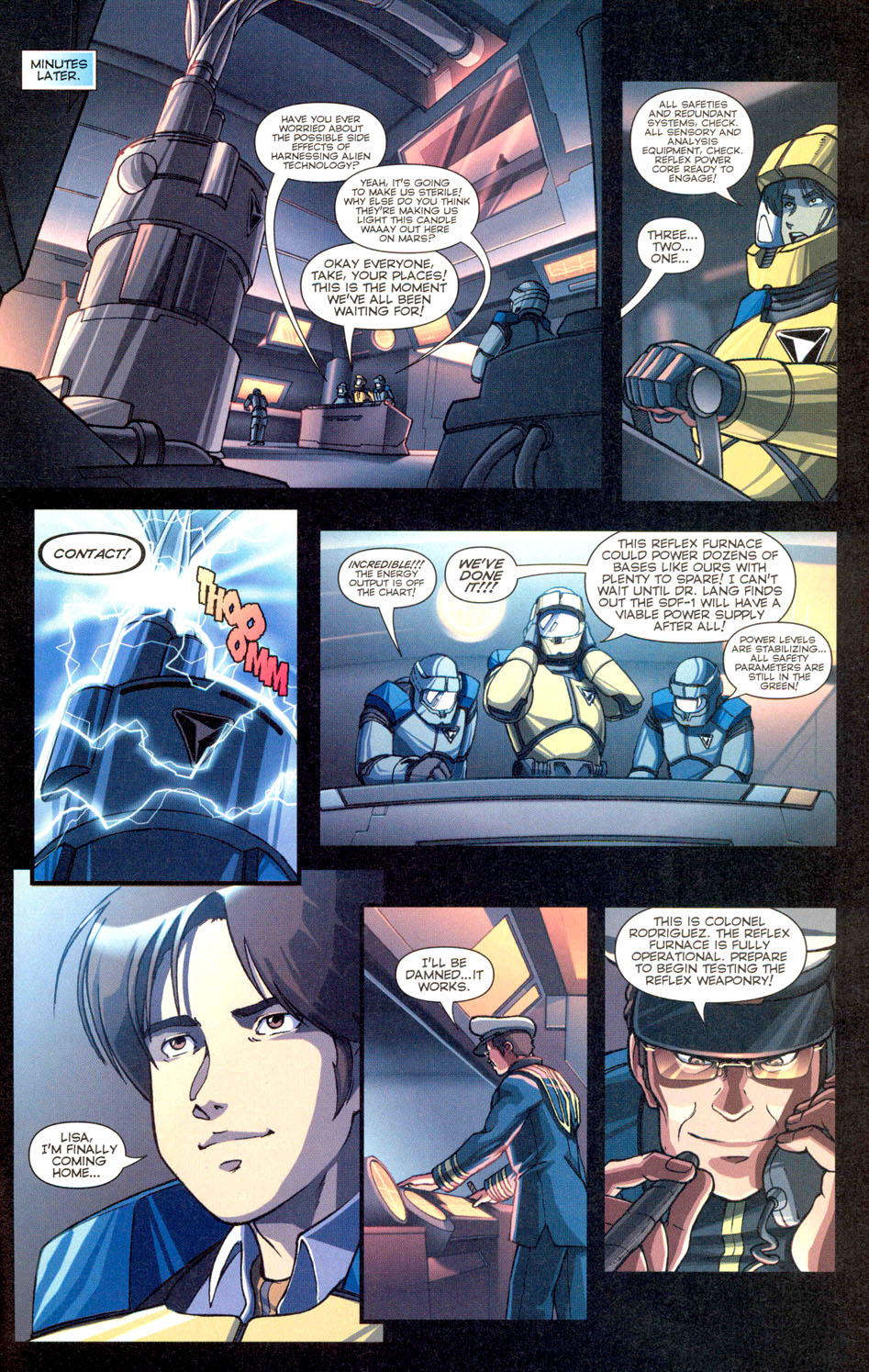 Read online Robotech: Invasion comic -  Issue #2 - 23