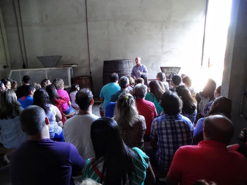 Tour Linha Bella em Gramado, RS - Vinícola Masotti