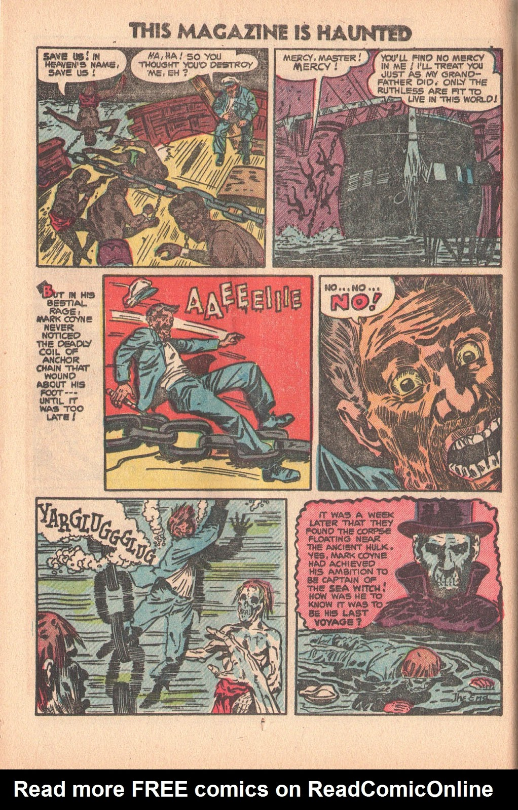 Read online This Magazine Is Haunted comic -  Issue #16 - 12
