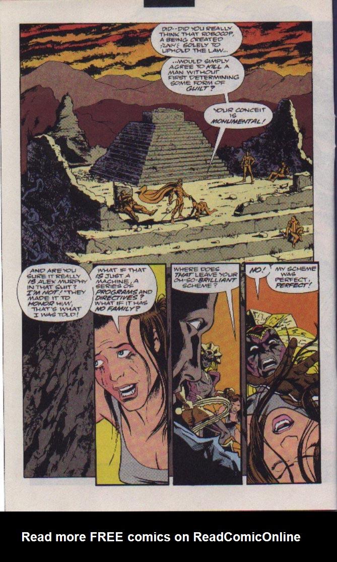 Read online Robocop (1990) comic -  Issue #23 - 4