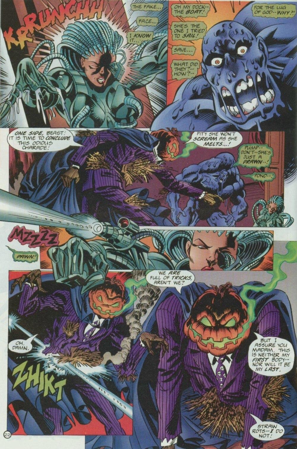 Read online Sludge comic -  Issue #9 - 26