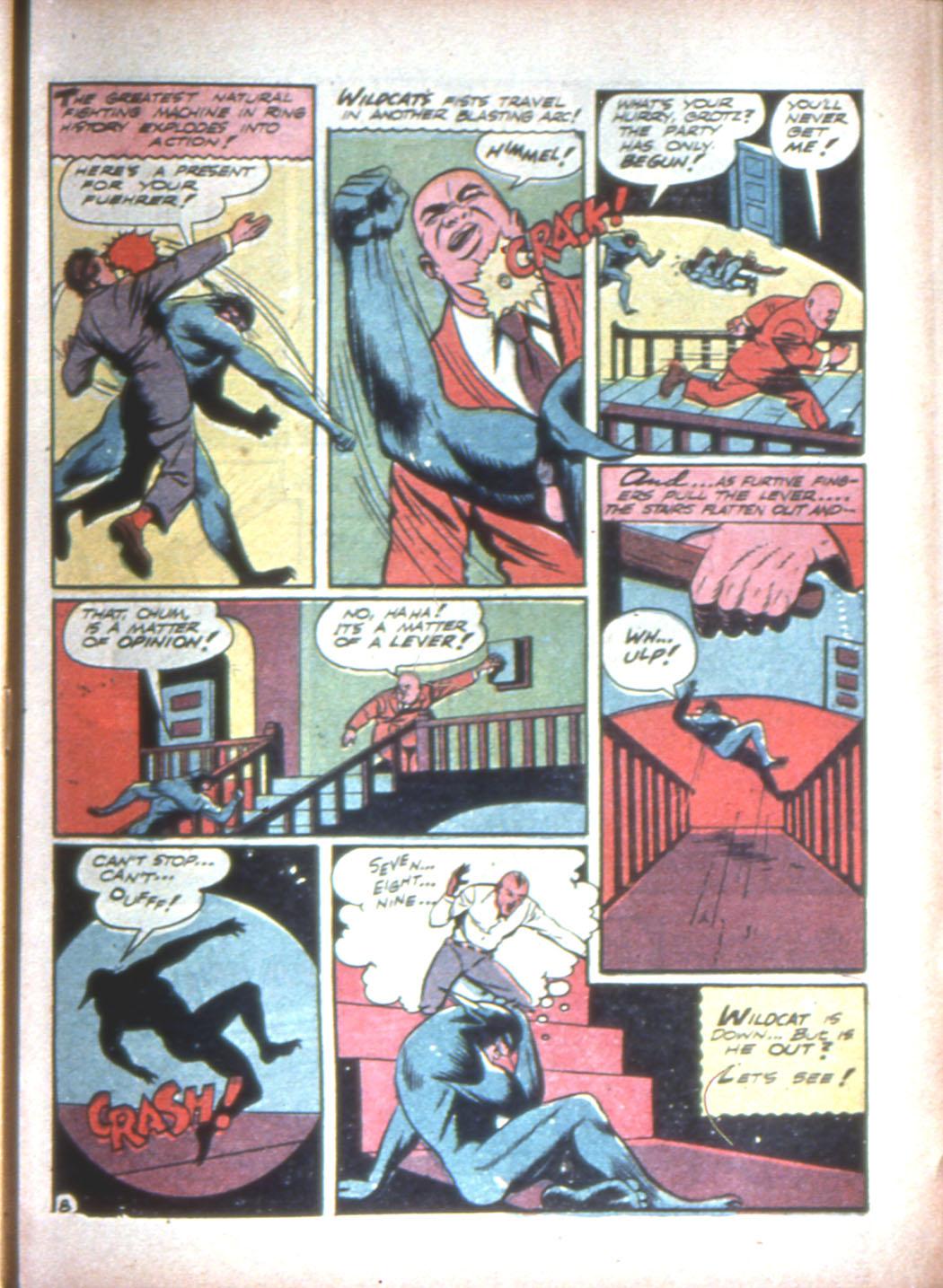 Read online Sensation (Mystery) Comics comic -  Issue #15 - 63