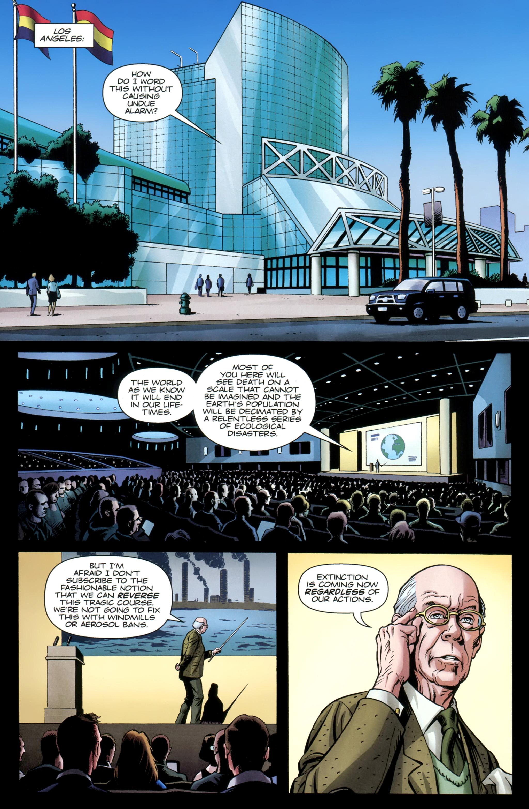 Read online Secret Service comic -  Issue #3 - 3