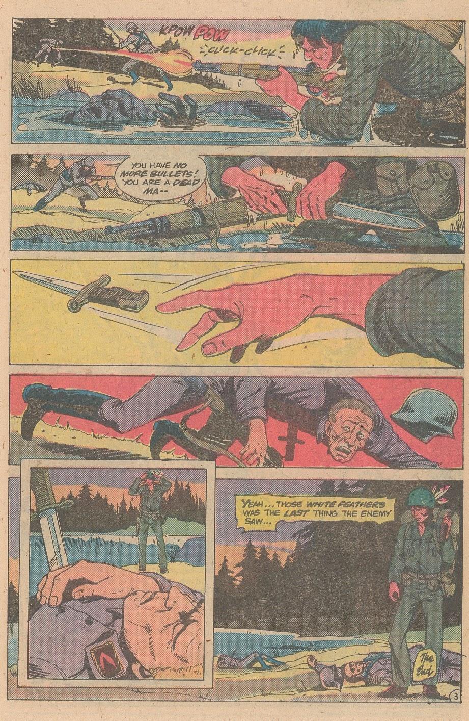 Read online Sgt. Rock comic -  Issue #347 - 21