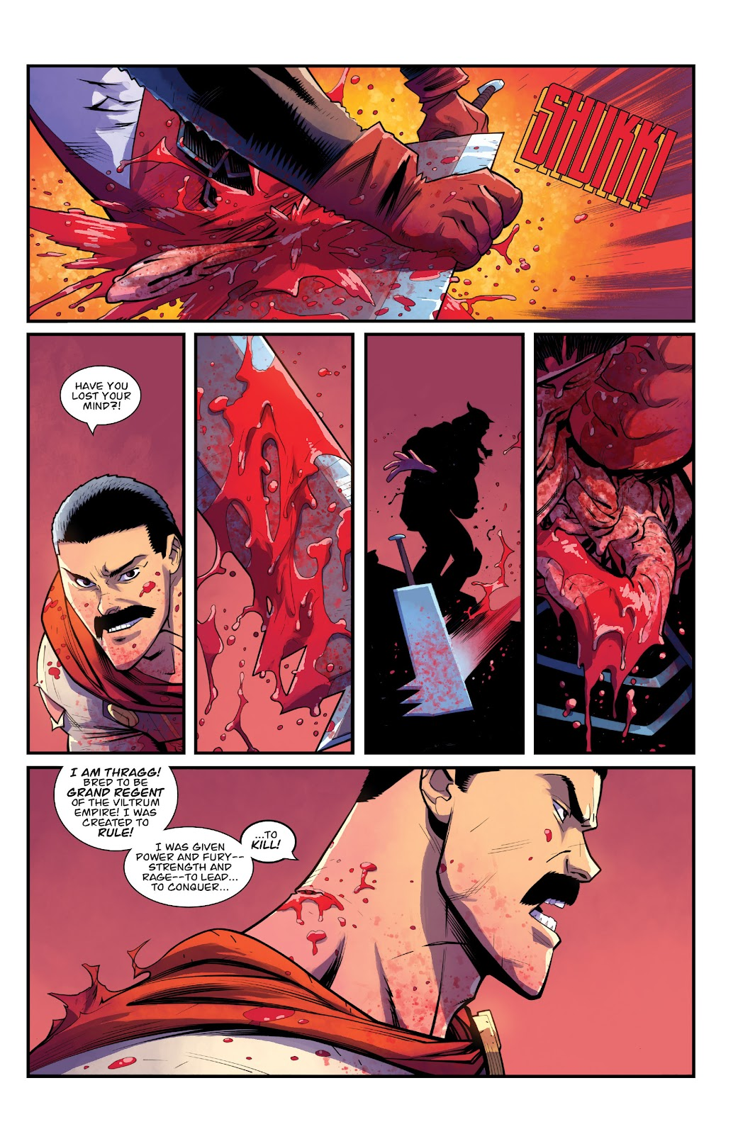 Invincible (2003) issue TPB 21 - Modern Family - Page 16