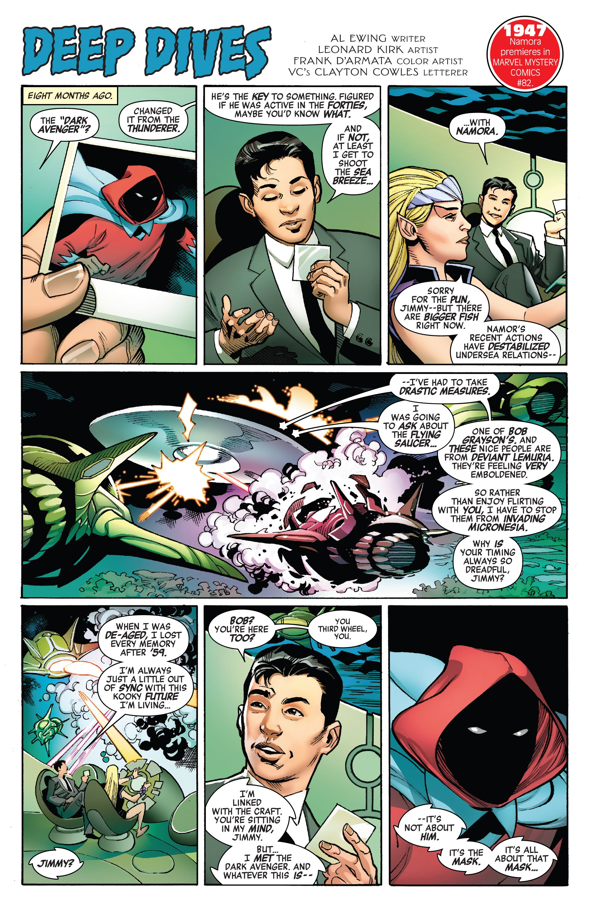 Read online Marvel Comics (2019) comic -  Issue #1000 - 11