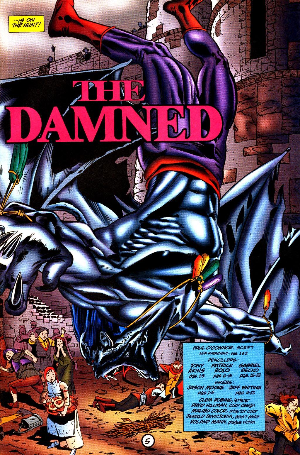 Read online Rune (1995) comic -  Issue #4 - 6