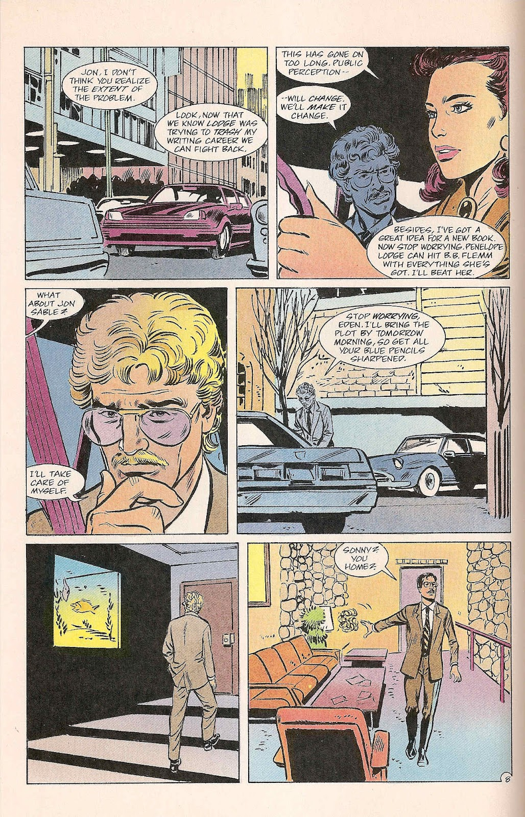 Sable issue 25 - Page 10