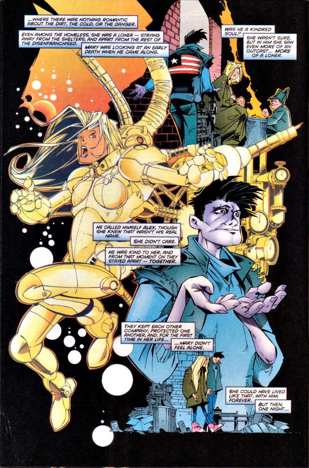 Read online X-Factor (1986) comic -  Issue #144 - 5