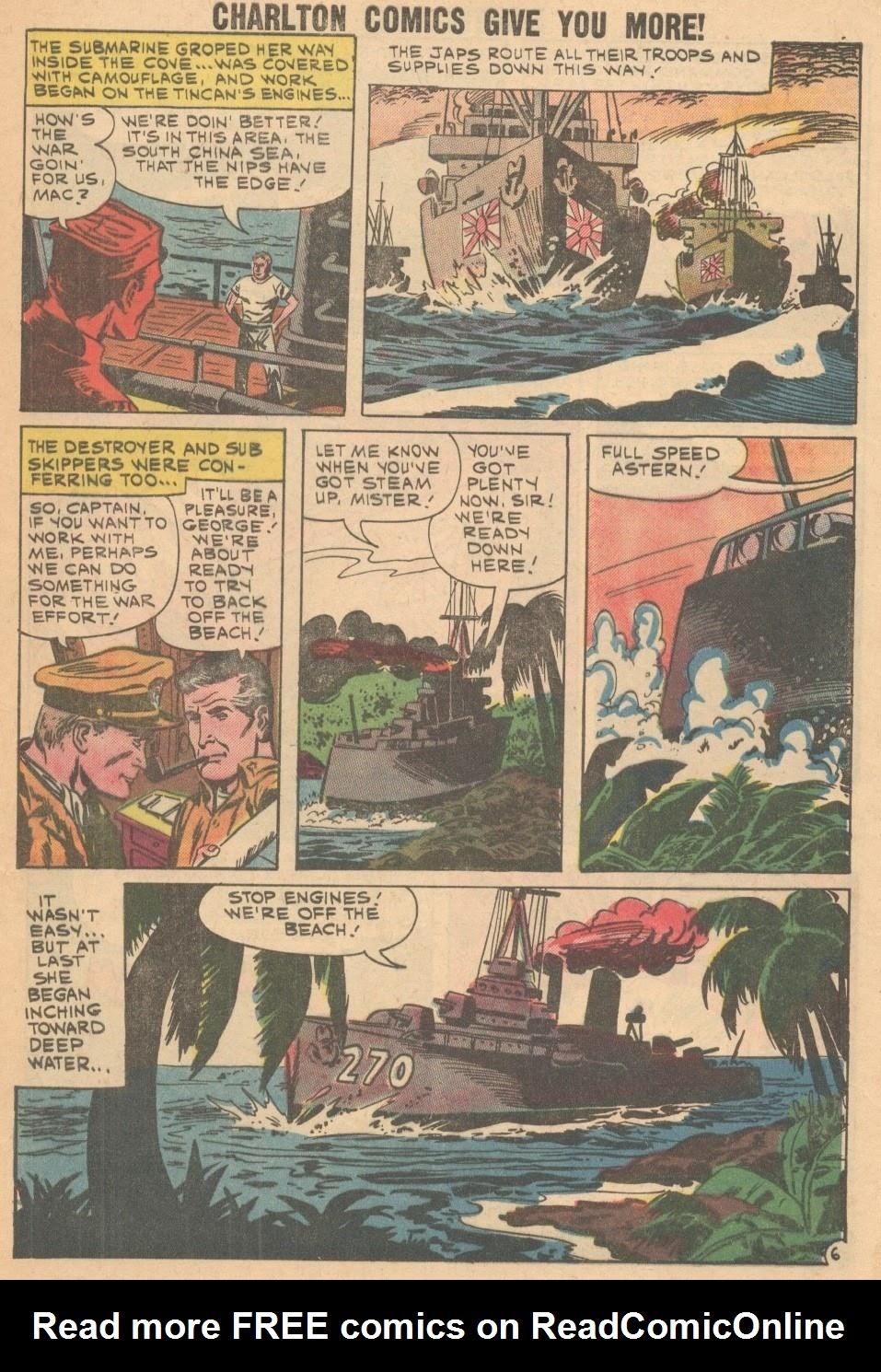 Read online Fightin' Navy comic -  Issue #93 - 9
