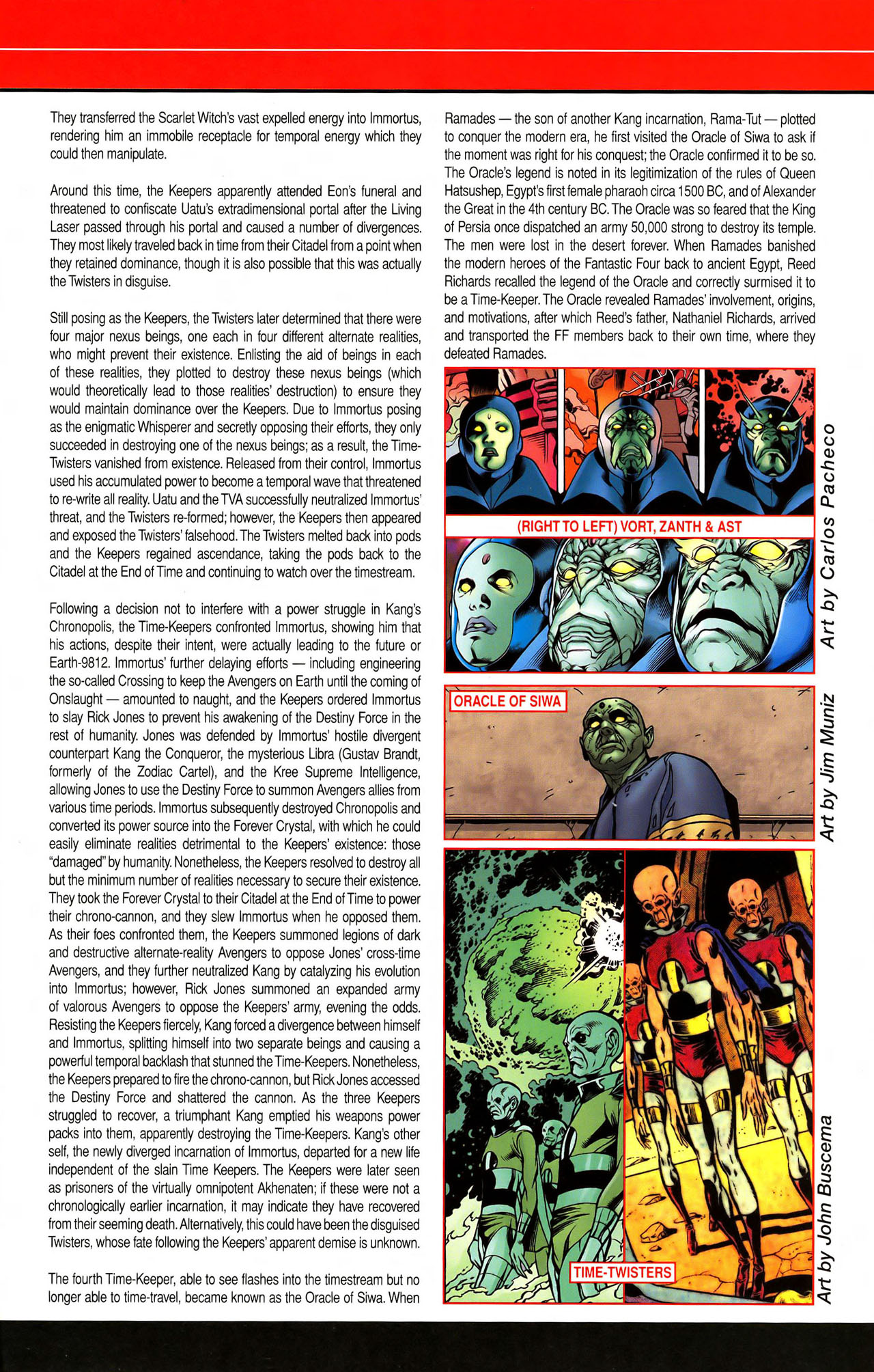 Read online All-New Official Handbook of the Marvel Universe A to Z comic -  Issue #11 - 41