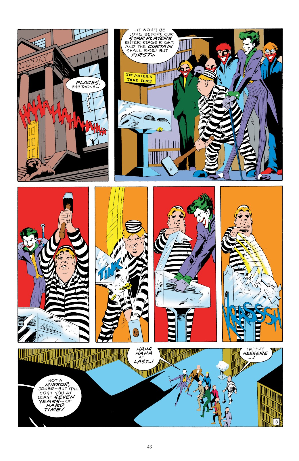 Read online Detective Comics (1937) comic -  Issue # _TPB Batman - The Dark Knight Detective 1 (Part 1) - 43