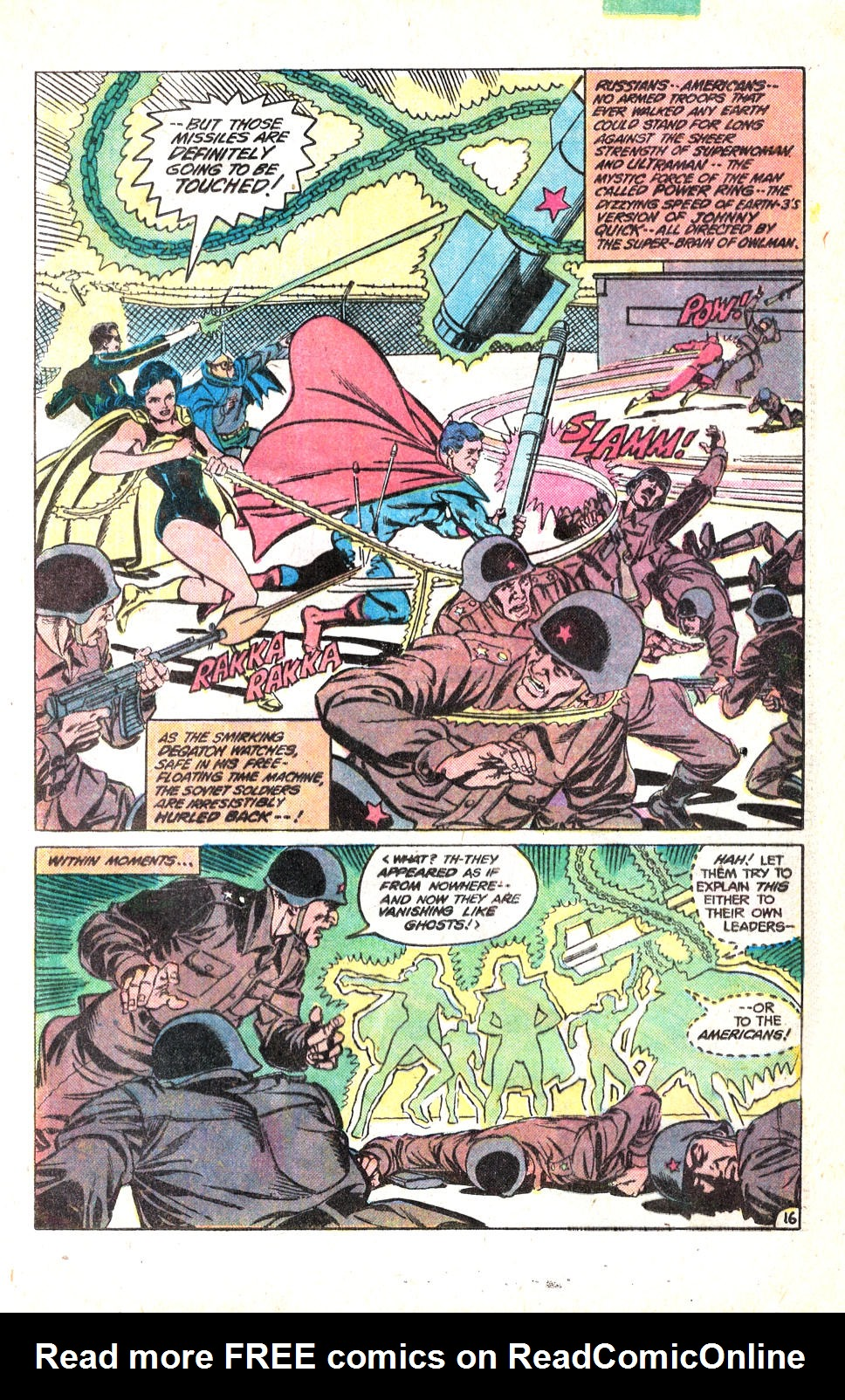 Read online All-Star Squadron comic -  Issue #14 - 20