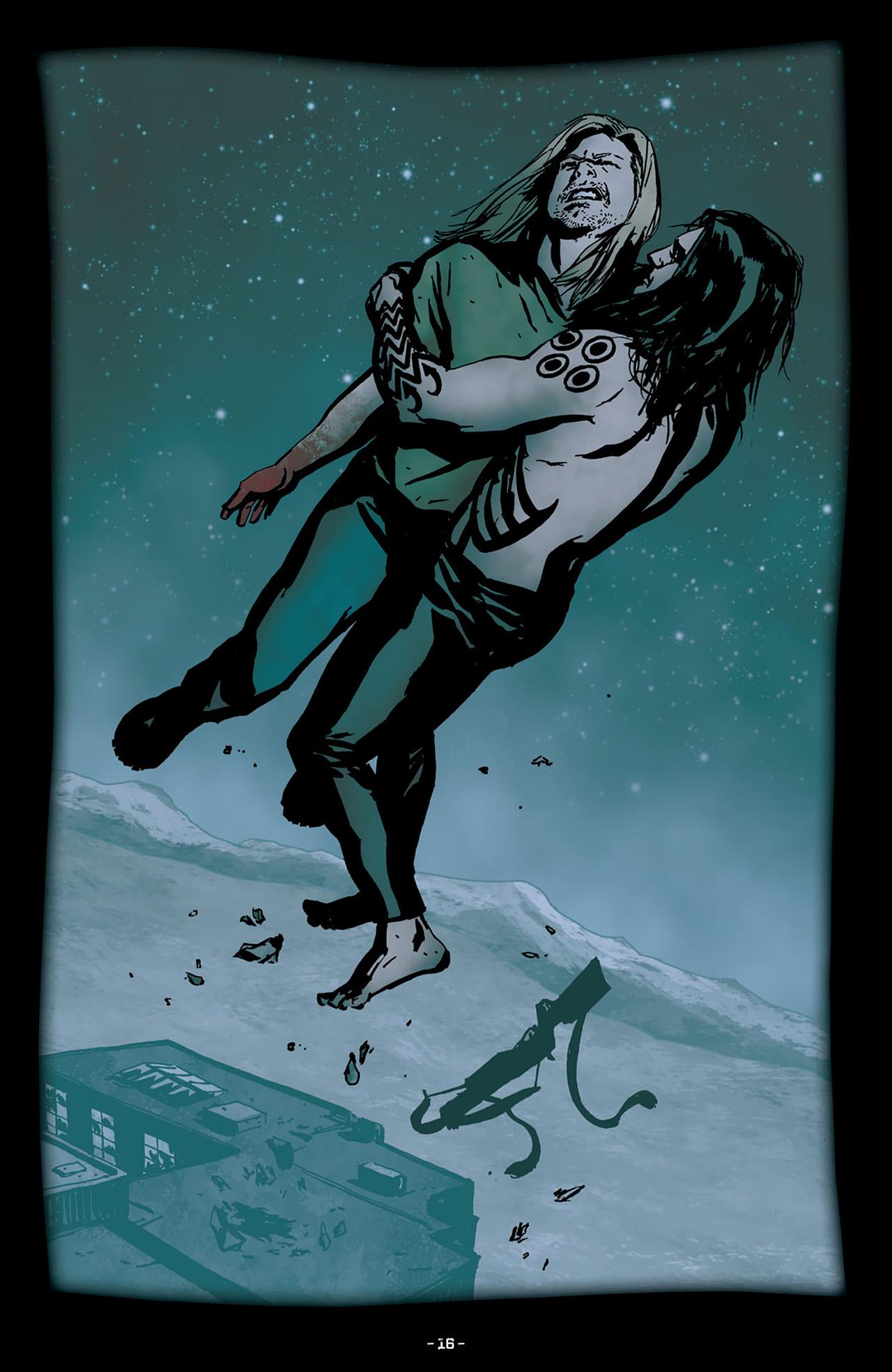 Read online True Blood (2012) comic -  Issue #2 - 17