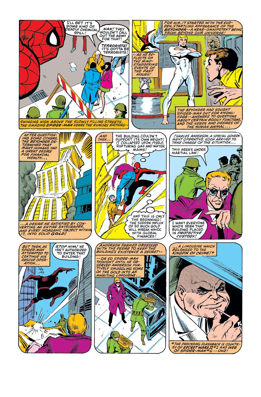The Amazing Spider-Man (1963) 268 Page 2