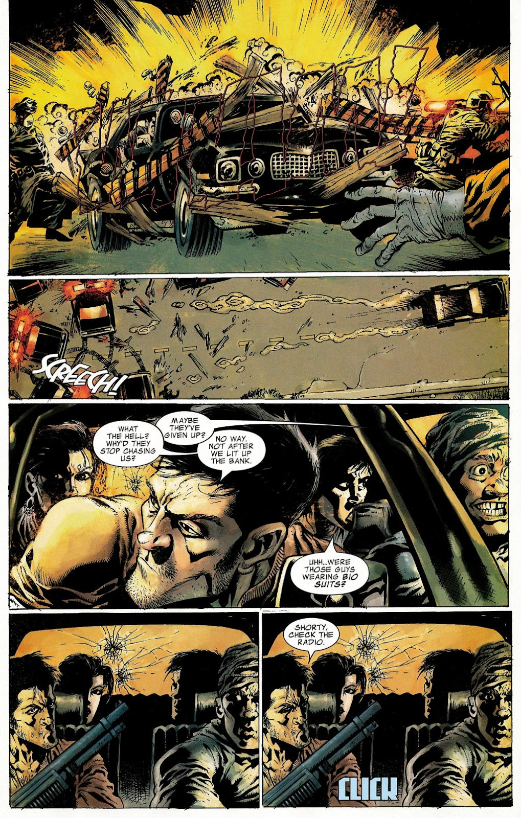 Read online Zombie (2006) comic -  Issue #1 - 7