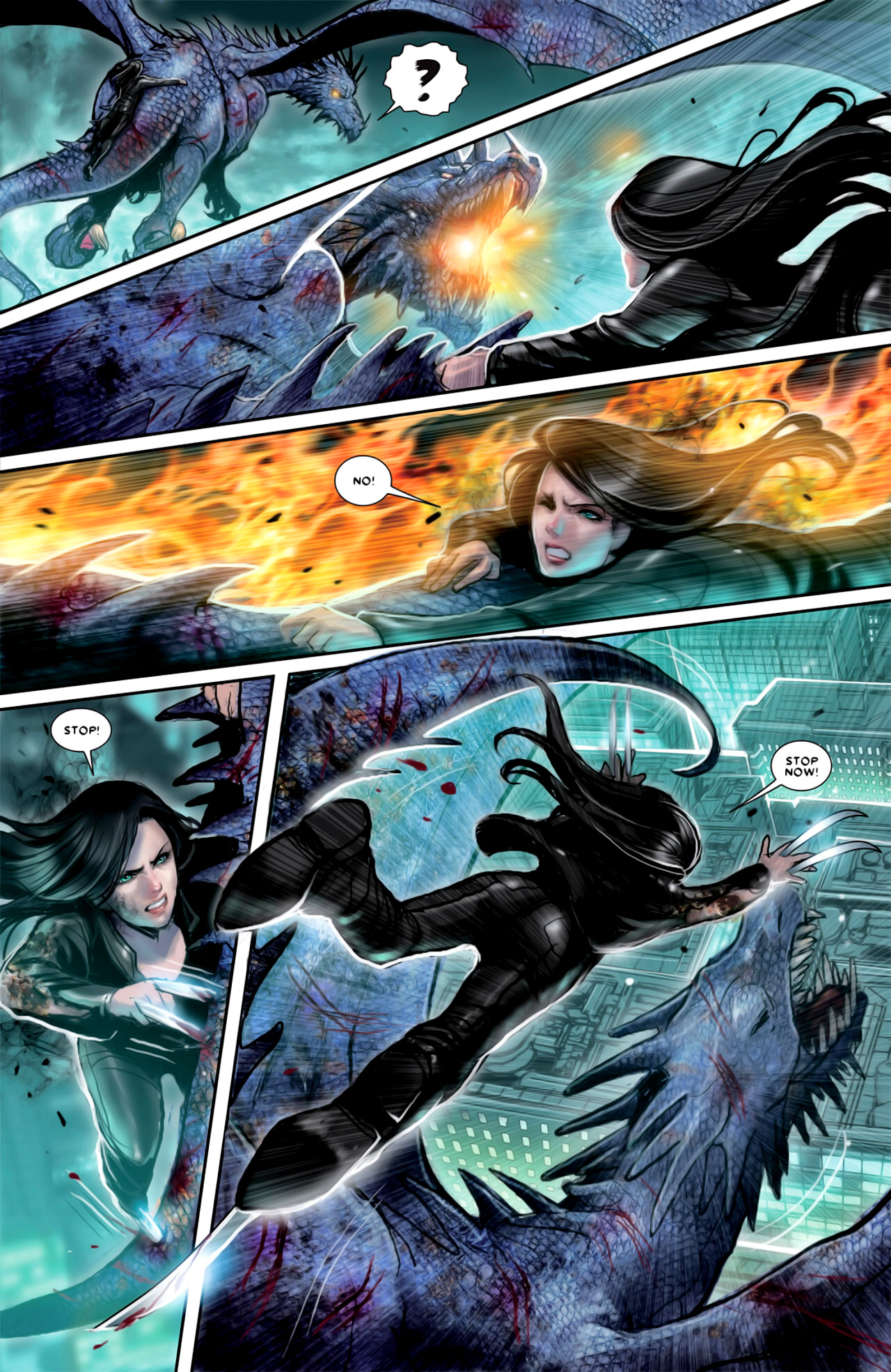 Read online X-23 (2010) comic -  Issue #18 - 4