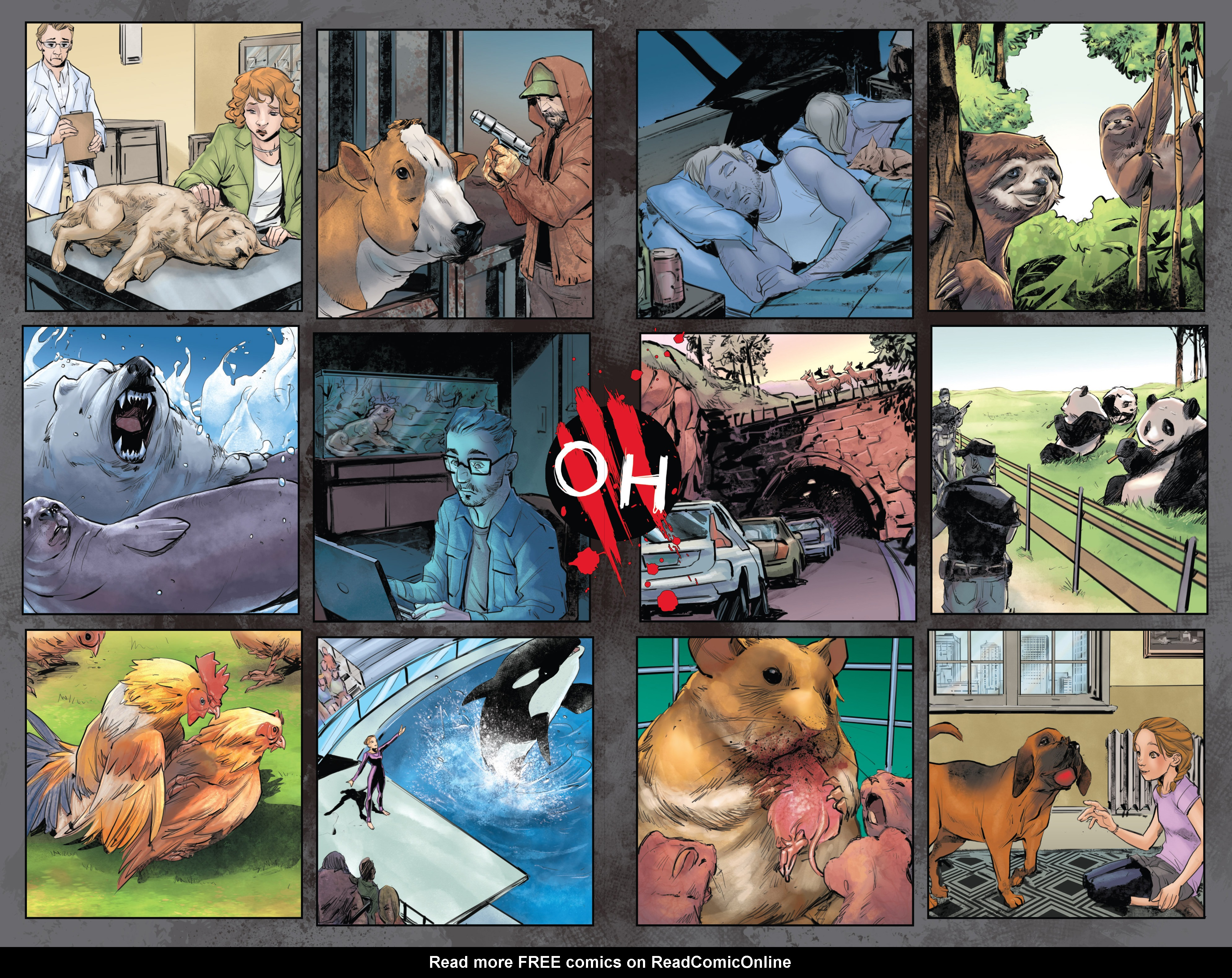 Read online Animosity comic -  Issue #1 - 6