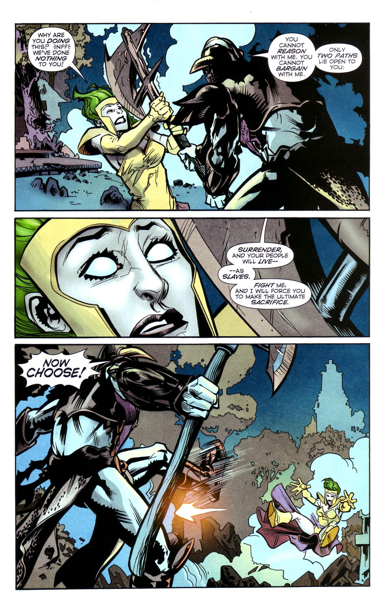 Read online Adventure Comics (2009) comic -  Issue #2 - 33
