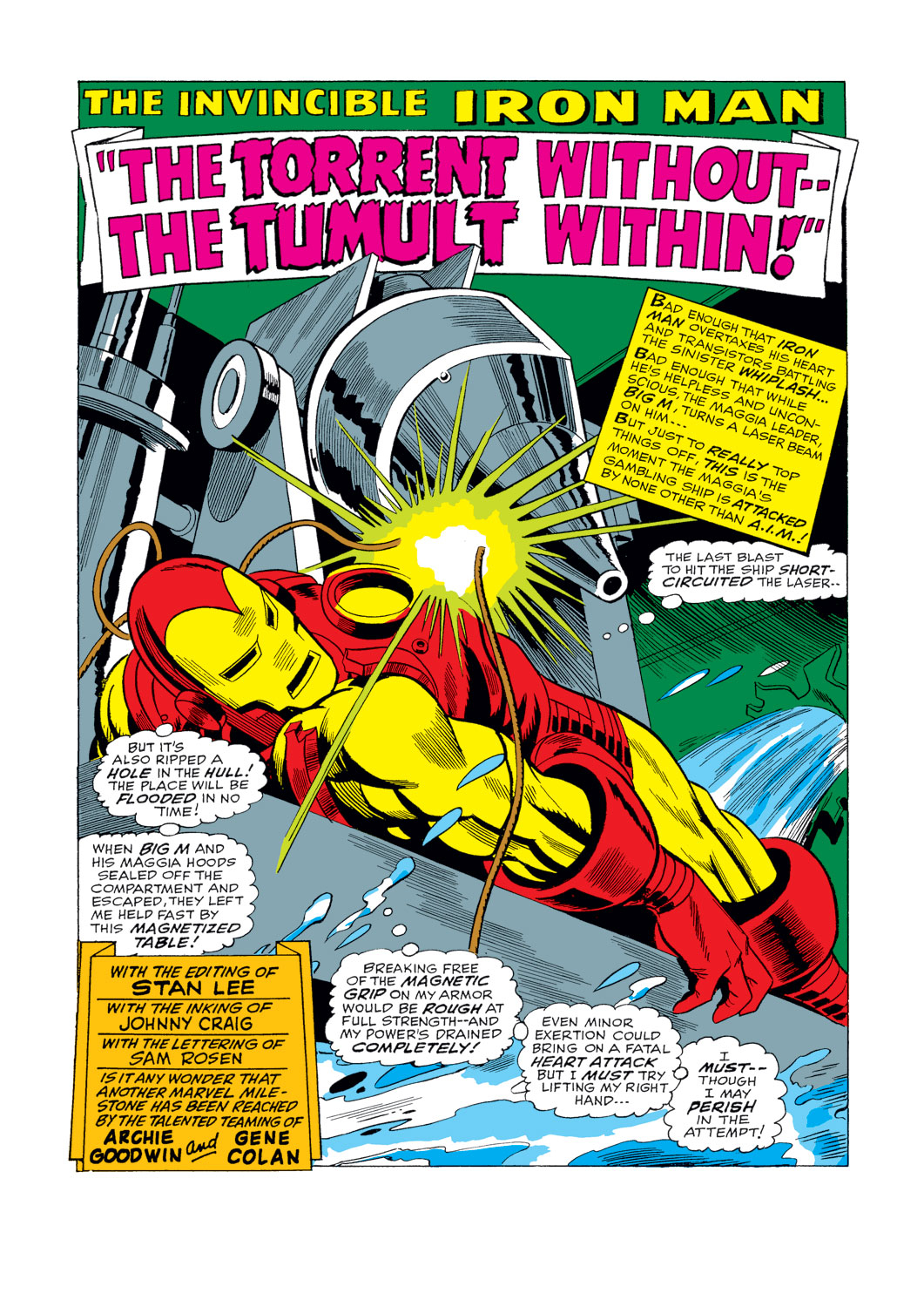 Iron Man and Sub-Mariner issue Full - Page 2