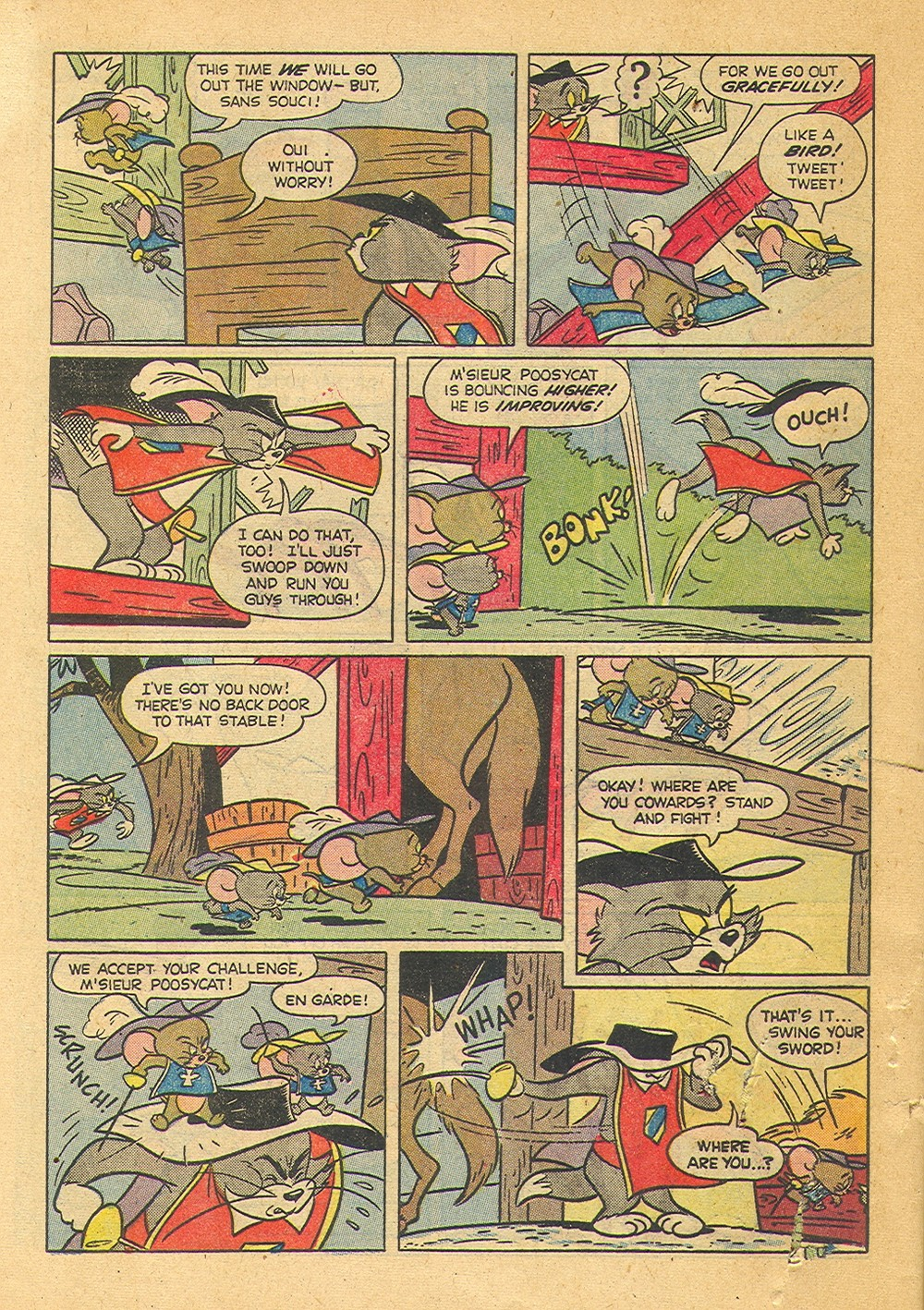 Four Color Comics issue 764 - Page 32