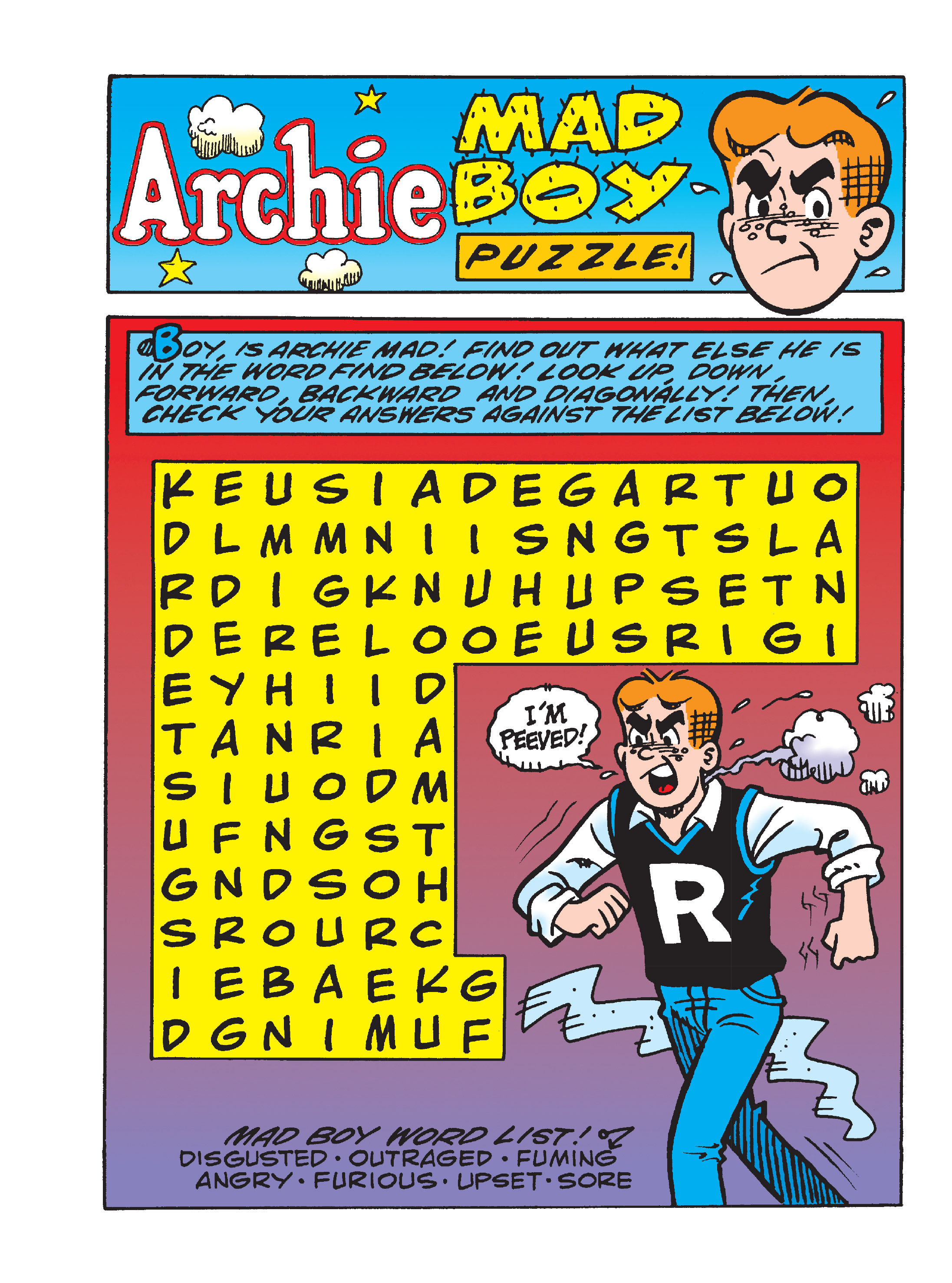 Read online Archie's Funhouse Double Digest comic -  Issue #13 - 124
