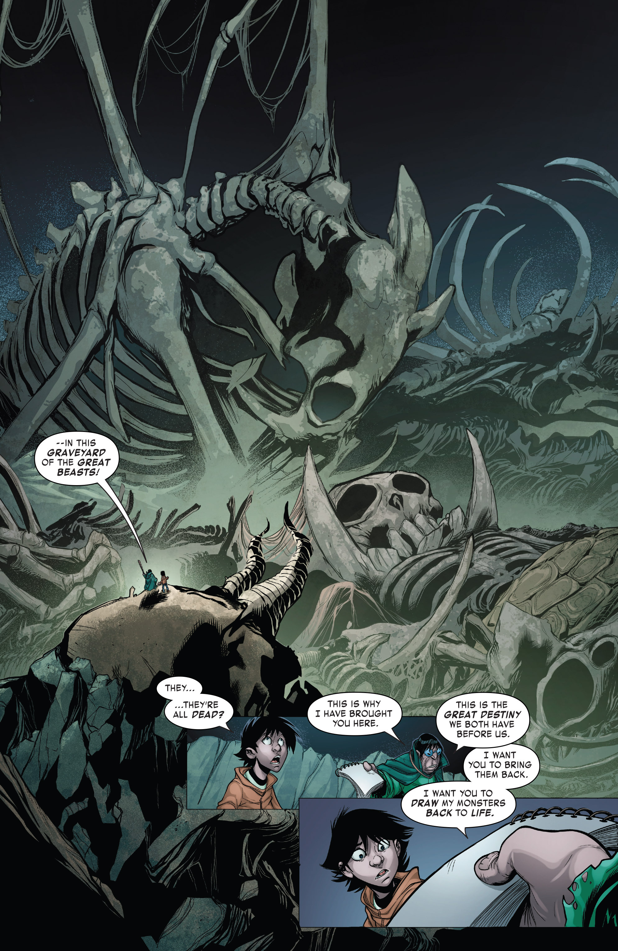 Read online Monsters Unleashed II comic -  Issue #2 - 18